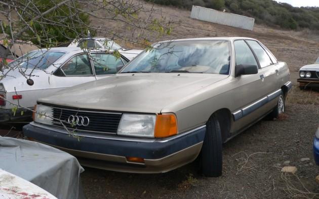 Audi Quattro 5000
