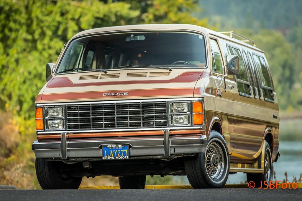 Custom Vans For Sale >> 1984 Dodge Ram Van: Comfort Suite