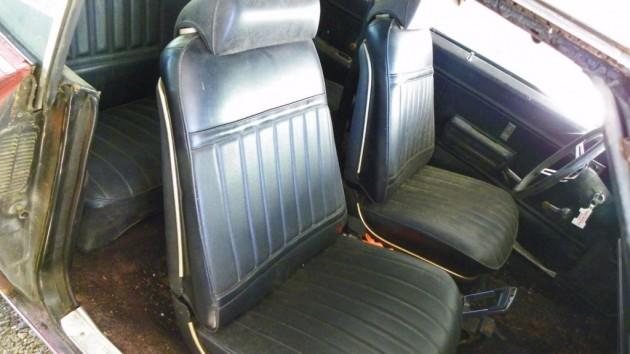 GS 455 Interior