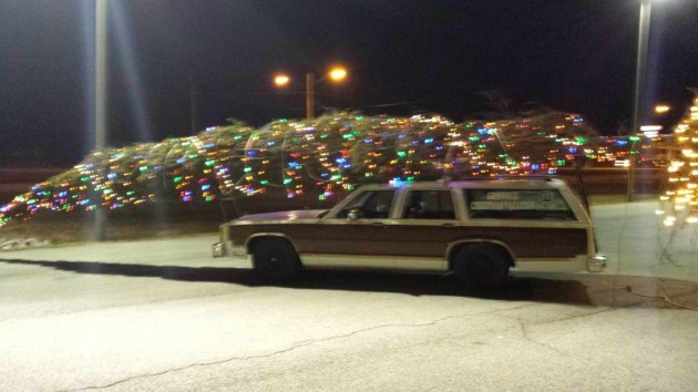Griswold Wannabe Wagon