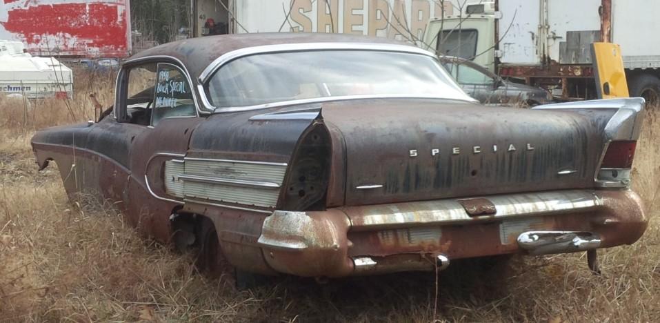 Come Get My Junk Car American