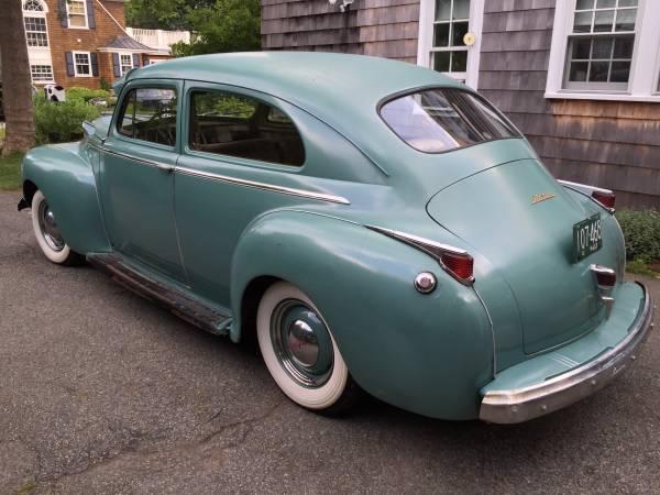 Optima Battery Red Top >> 1941 Dodge Luxury Liner