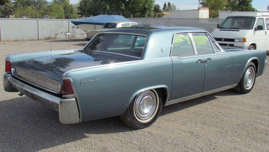 Might Go Cheap 1962 Lincoln Continental