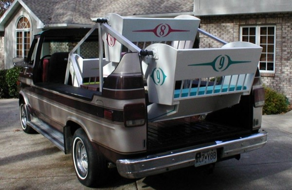 Really? Van? rear