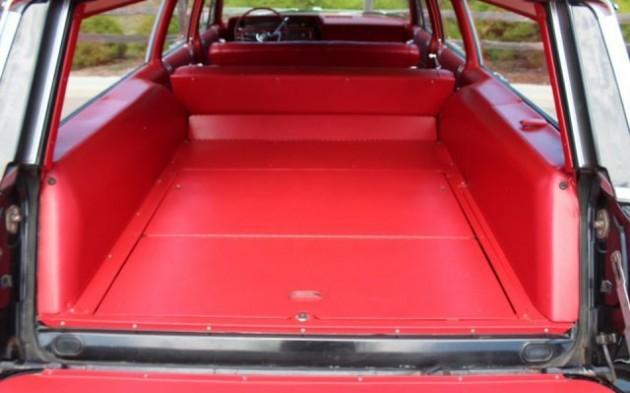 Red Interior