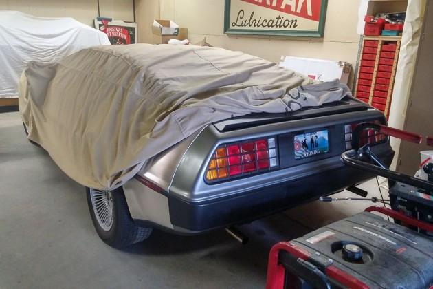 Stan's DeLorean