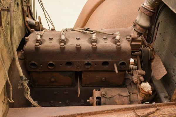 '21 Faultless Raceabout Speedster engine