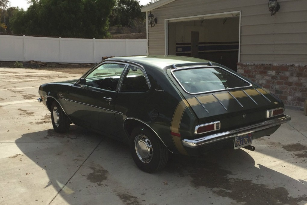68k Original Miles: 1971 Ford Pinto Runabout