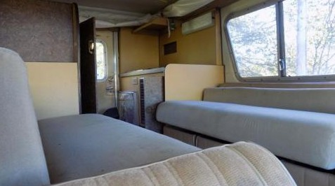 1977 Chevy Blazer Chalet Home Away