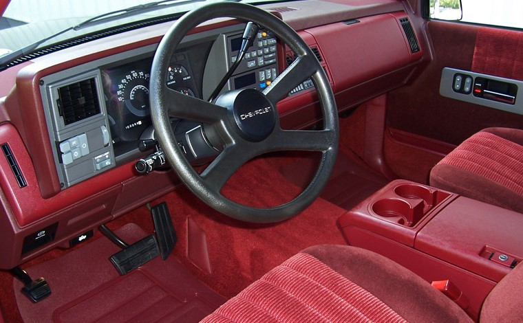 1990 Chevy 1500 Ss With 2 068 Miles