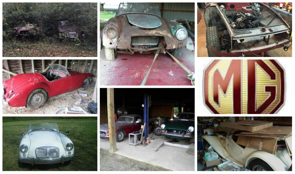 Lots Of Mg Finds Do You Want One