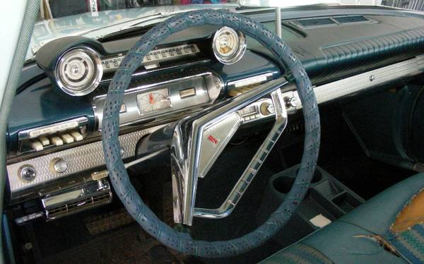 Fashionable Driver 1961 Plymouth Fury