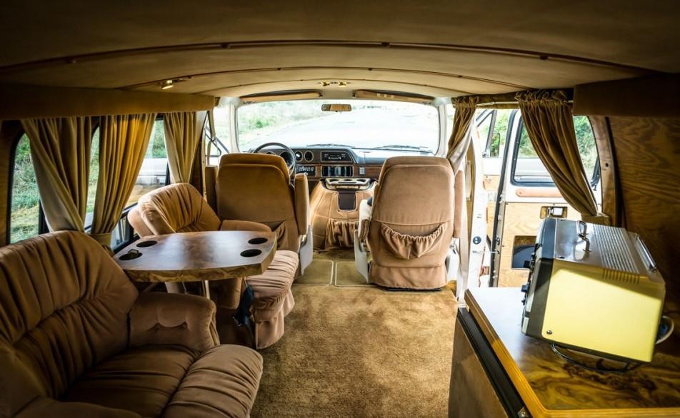 1984 Dodge Ram Van: Comfort Suite