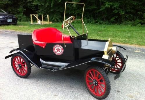 Shriner Car
