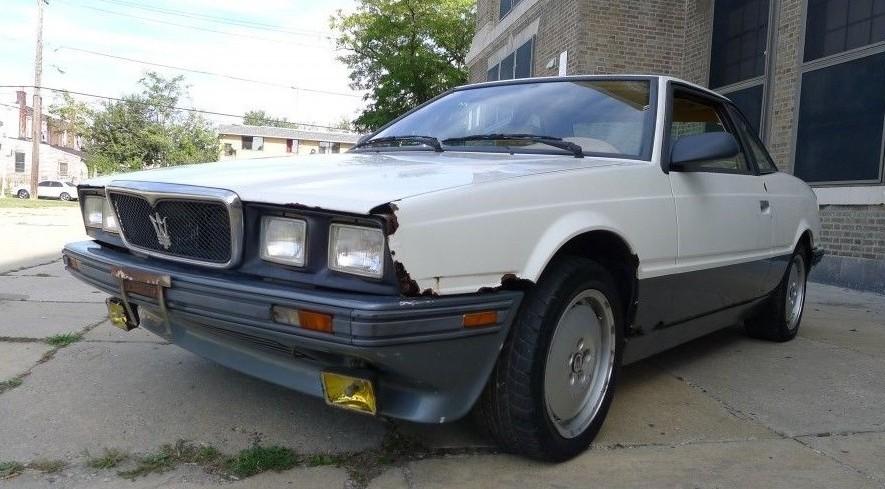1989 Maserati Karif: A Better Biturbo?