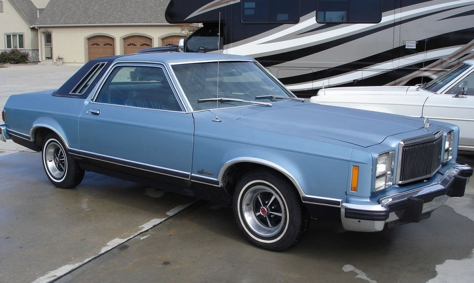 1979 Mercury Monarch Church Car