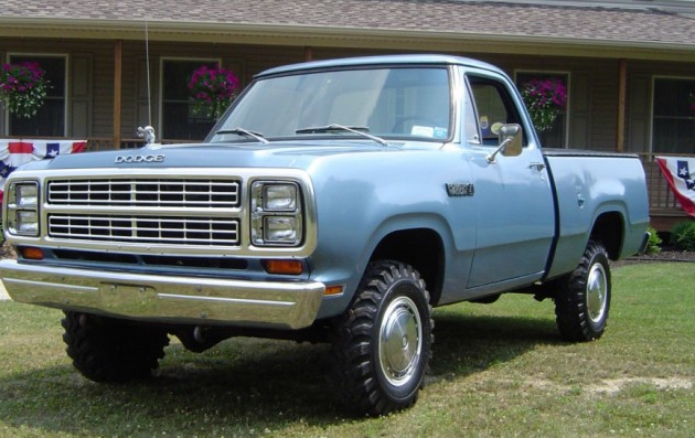 1979 dodge power wagon as new. Black Bedroom Furniture Sets. Home Design Ideas