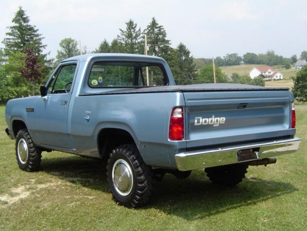 Dodge Power Wagon For Sale >> 1979 Dodge Power Wagon: As New