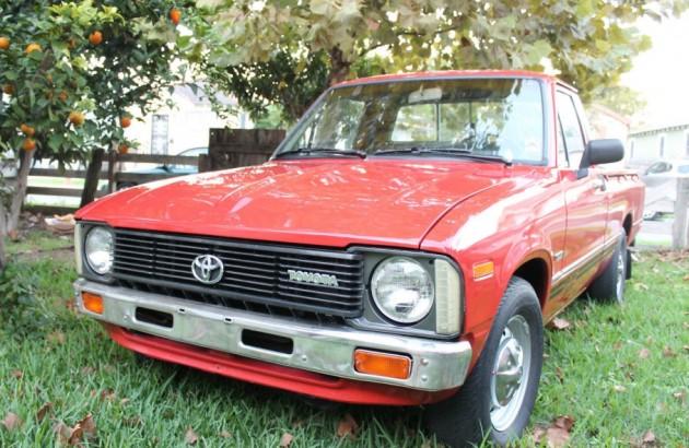 Toyota Diesel Truck >> 1981 Toyota Hilux Diesel 40 Mpgs