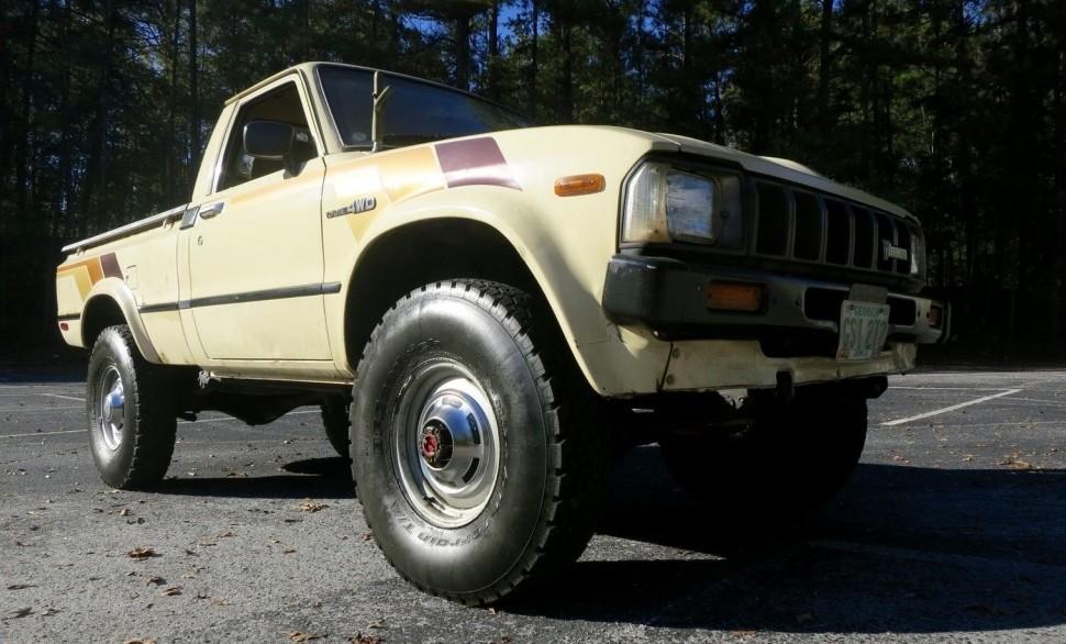 1983 toyota hilux sr5 southern survivor