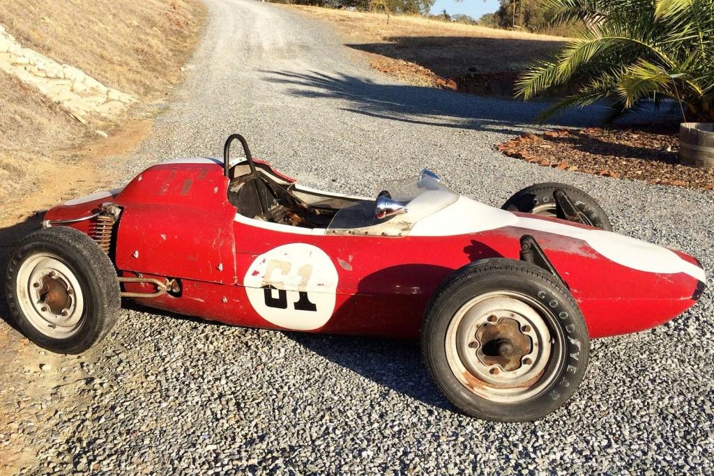 1963 Beach Formula Vee Unrestored Barn Find