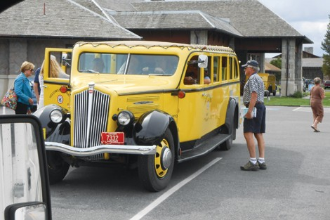 yellow left front