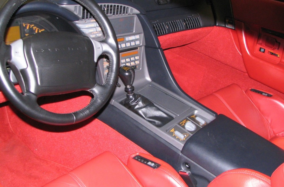 1990 corvette zr 1 king of the hill its hard to believe we would find another torch red interior corvette in the same week but i dont think its a bad thing sciox Images