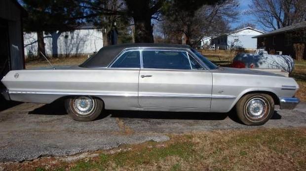 Super Survivor 1963 Impala Ss Coupe