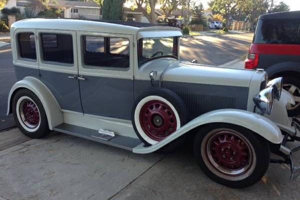 Hot Hup: 1928 Hupmobile