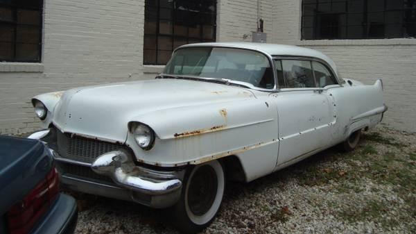 Think Pink: 1956 Cadillac Series 62
