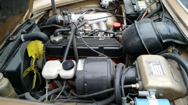 1800 Engine