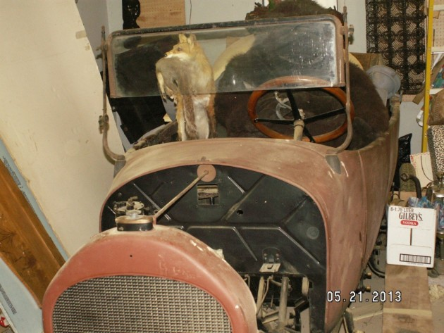 1918 Willys front