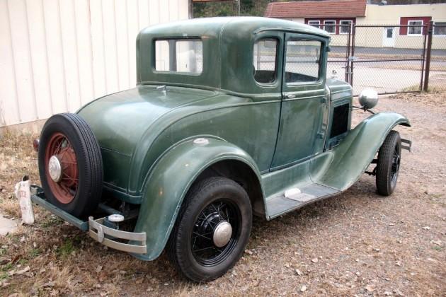 1930 Ford Model A Survivor