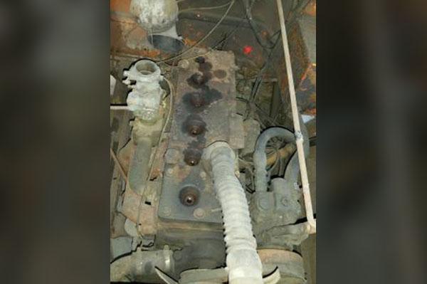 1941 Internation Engine