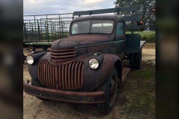 1946 Chevrolet 2 Ton Truck