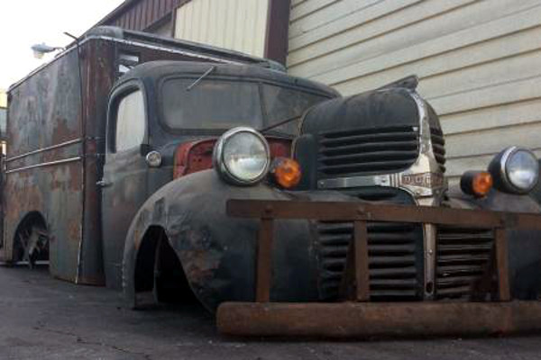 How Low Can You Go? 1946 Dodge WD-21