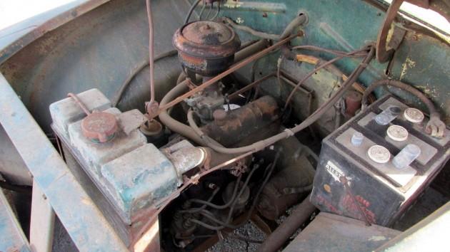1949 Crosley Engine