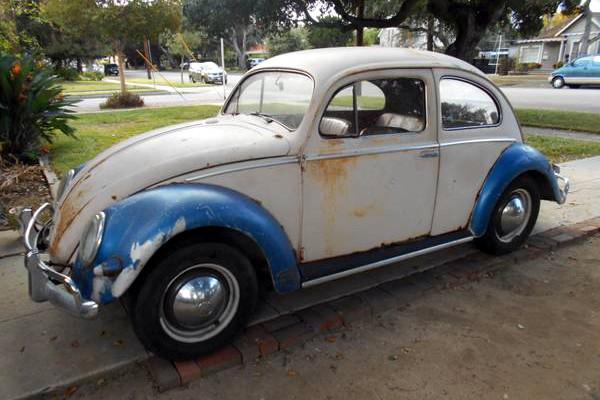 Oval Opportunity: 1955 Volkswagen Beetle