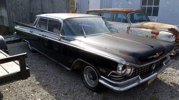 Sinister Elegance 1959 Buick Electra