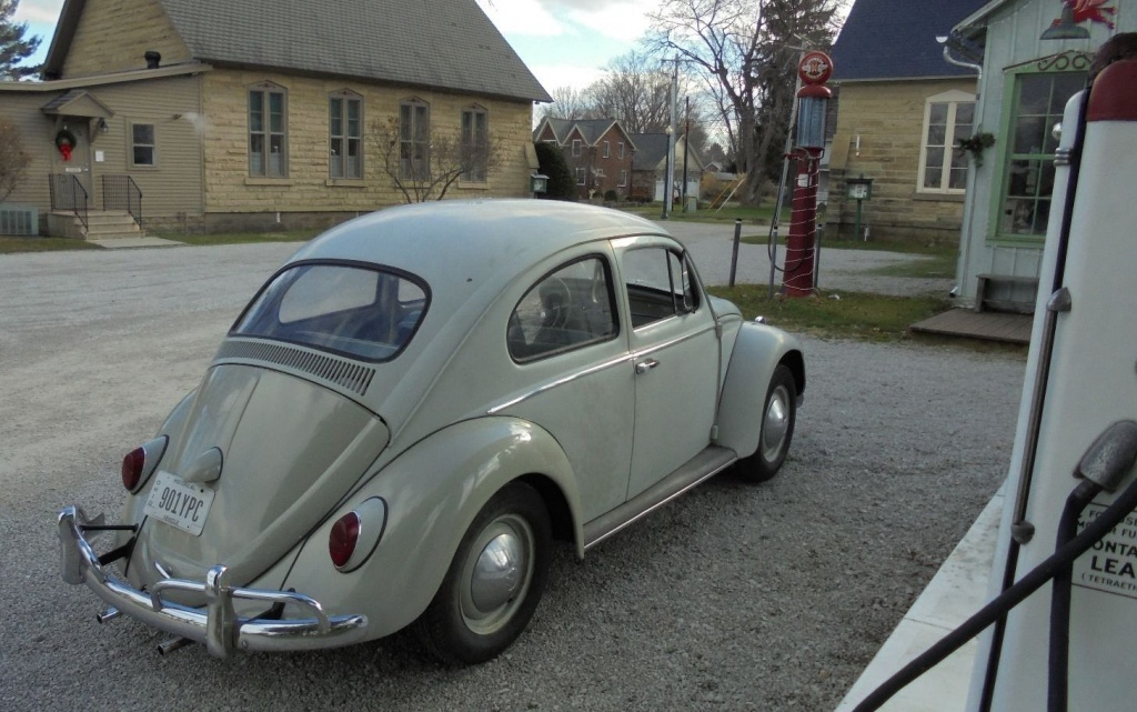 Classic Cars For Sale Cheap >> 1959 Volkswagen Beetle: How Do I Love Thee?