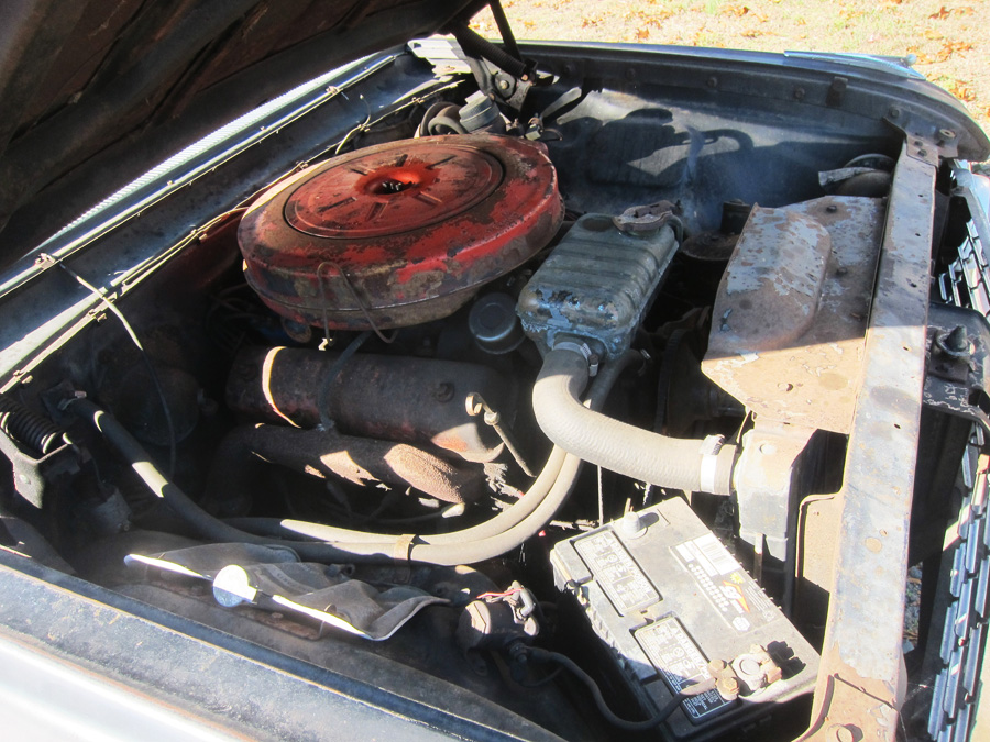 Parts Or Project: 1962 Ford Galaxie 500 XL