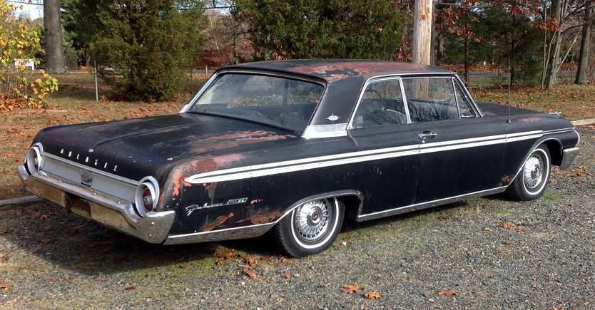parts or project 1962 ford galaxie 500 xl. Black Bedroom Furniture Sets. Home Design Ideas