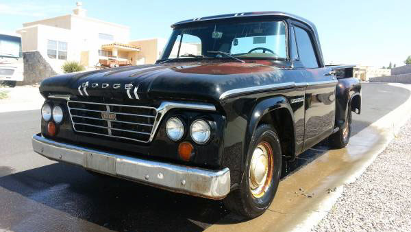 CSS-Equipped: 1965 Dodge D100