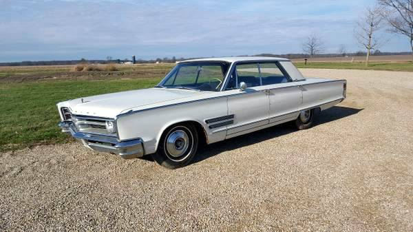 Great White Whale: 1966 Chrysler 300