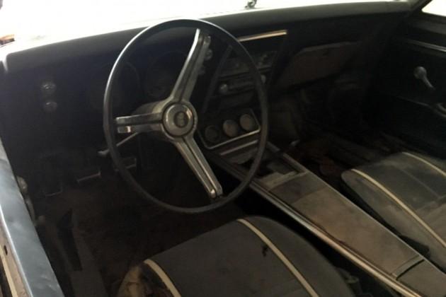 26k Mile 1967 Camaro Rs Ss
