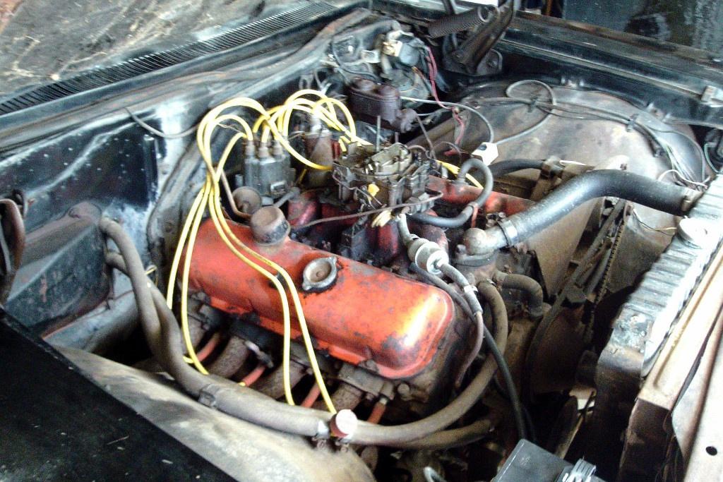 Big Block Drop Top: 1967 Chevrolet Impala SS