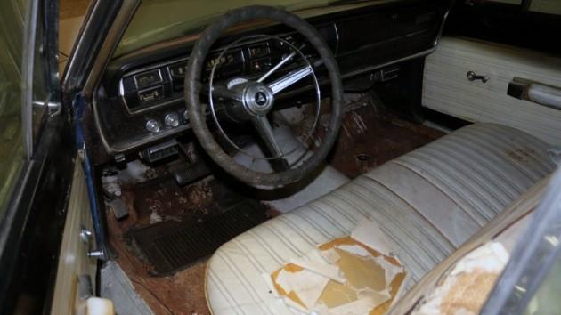 1967 Dodge Coronet 440 Interior