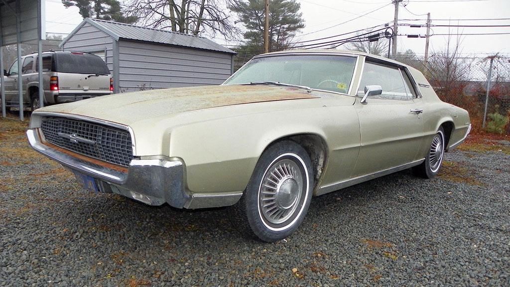 Donated 1967 Ford Thunderbird