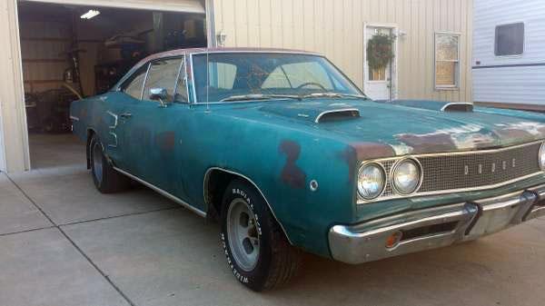 MOPAR Muscle: 1968 Dodge Coronet 500