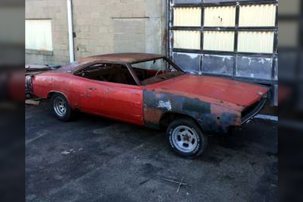 Create Some Mayhem: 1968 Dodge Charger